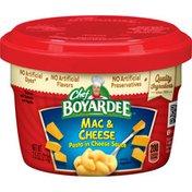 Chef Boyardee Microwavable Macaroni And Cheese