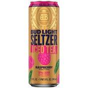Bud Light Raspberry Iced Tea Seltzer