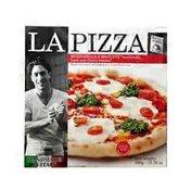 La Pizza Mozzarella Basil Pizza