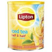 Lipton Iced Tea Mix Half And Half Sweetened