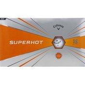 Callaway Golf Balls, Superhot