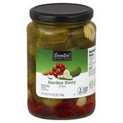 Essential Everyday Pickles, Garden Zesty Chips, Fresh Pack