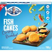 High Liner Crispy Breaded Fish Cakes
