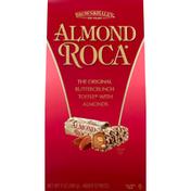 ALMOND ROCA Buttercrunch, with Almonds