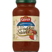Gefen Vodka Sauce, Marinara Style
