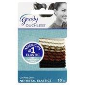 Goody Elastics, No Metal