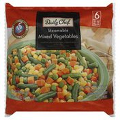 Daily Chef Mixed Vegetables, Steamable