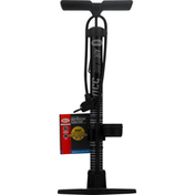 Bell Floor Pump, High Pressure, Air Glide 550