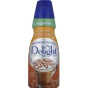 International Delight Coffee Creamer, Gourmet, Caramel Macchiato, Sugar Free
