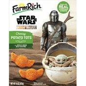Farm Rich Star Wars Mandalorian Cheesy Potato Tots