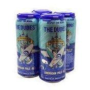 Dudes Surfrider, American Pale Ale