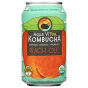 Aqua ViTea Peach Out, Probiotic, Kombucha