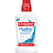 Colgate Oral Rinse, Hydrating, Hydramint, Dry Mouth