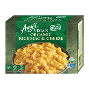 Amy's Kitchen Gluten and Dairy Free Rice Mac & Cheese