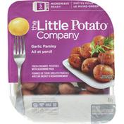 The Little Potato Potatoes, Fresh Creamer, Garlic Parsley