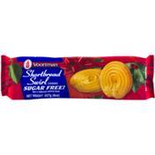 Voortman Cookies, Shortbread Swirl, Sugar Free!