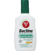 Bactine Cleansing Spray, Pain Relieving, Maximum Strength
