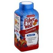 VitaFusion Fiber Well Supplement Gummy Vitamins, 220 Ct