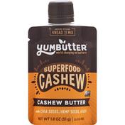 YumButter Cashew Butter, Superfood Cashew
