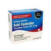 Best Choice Acid Controller Tablets