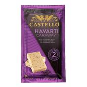 Castello Havarti Caraway