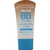 Maybelline Beauty Balm Skin Clearing Perfector, 8-in-1, Medium/Deep Sheer Tint 130