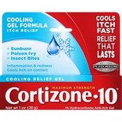 Cortizone 10 Anti-Itch Gel, Maximum Strength, Cooling Gel Formula