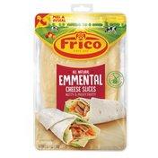 Frico All Natural Emmental Slices