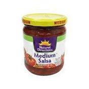 Natural Directions Organic Medium Salsa