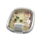 Fresh Thyme Kitchen Baked Cannelloni Family Meal