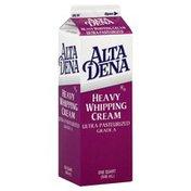 Alta Dena Whipping Cream, Heavy