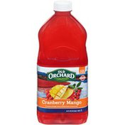Old Orchard Juice Cocktail, Cranberry Mango