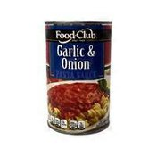 Food Club Garlic & Onion Pasta Sauce