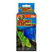Zoo Med 25-Watt Daylight Blue Reptile Bulb