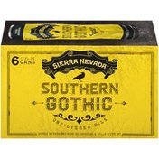 Southern Gothic Unfiltered Pilsner Southern Gothic Unfiltered Sierra Nevada Southern Gothic Unfiltered Pils