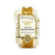 Wolferman's Signature Multi-Grain Honey English Muffins