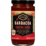 Private Selection Cooking Sauce, Barbacoa