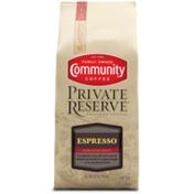 Community Coffee Espresso Ground Coffee