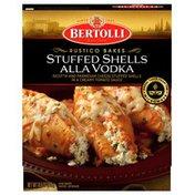 Bertolli Stuffed Shells Alla Vodka