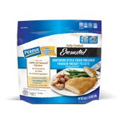 Perdue Encrusted Southern Style Fried Breaded Chicken Breast Fillets