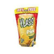 Klass Pina Pineapple Flavored Drink