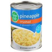 Food Club Pineapple Crushed In Pineapple Juice