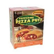 Baco Foods Pepperoni Pizza Puff