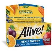 Nature's Way Alive!® Men's Energy Multivitamin