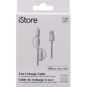 Istore Cable, Charge, 3-in-1
