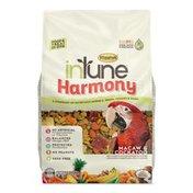Higgins Premium Pet Foods InTune Harmony Macaw & Too Bird Food