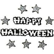 Wilton Happy Halloween Icing Decorations, 1.6 oz.