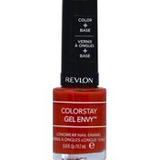 Revlon Colorstay Gel Envy Longwear Nail Enamel 630 Long Shot