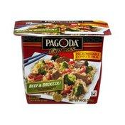 Pagoda Express Meal Beef & Broccoli