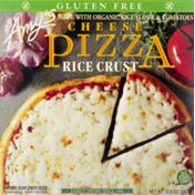 Amy's Kitchen Pizza Gluten Free Rice Crust Cheese